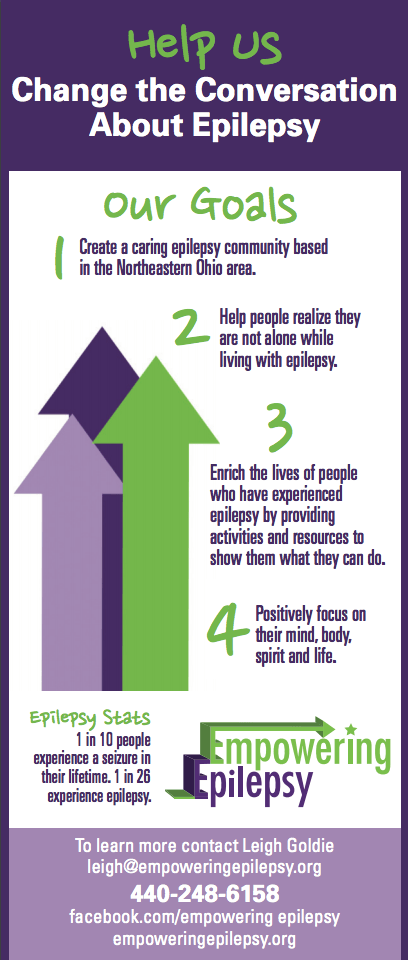 Change the Conversation about Epilepsy and Seizures Now